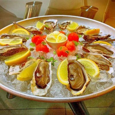 ostriche di portovenere